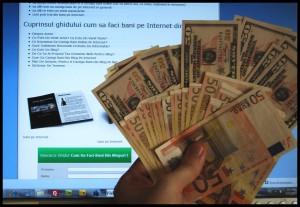 spune- mi cum poți câștiga bani pe internet