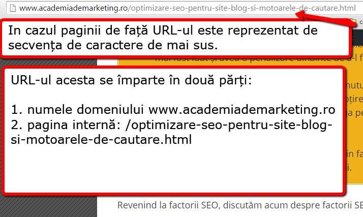 URL ce este