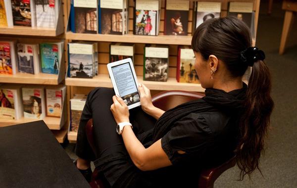 library-ebook-reader